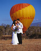 A Hot Air Balloon Wedding